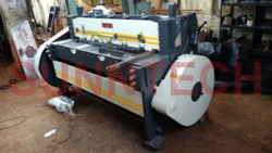 Plate Shearing Machine