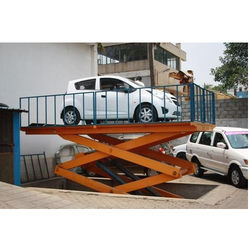 Parking Scissors Type Car Lift