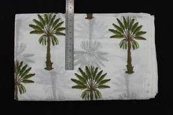 Cotton Hand Block Prints Fabric