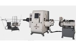 CNC Tube Wire Production Cell Machine