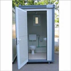 Compact Unit Portable Toilet