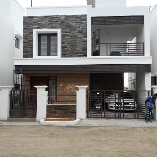 Home Design Exterior Ideas In India: Interior And Exterior Wall Cladding