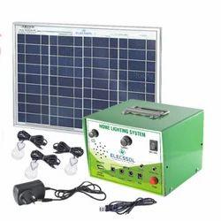Savera with FM Solar Home Lighting System