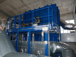 Concentrator With Thermal Oxidizer