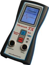Vibracord TX Ground Vibration Monitoring System