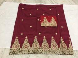 African Raw Silk George Fabrics