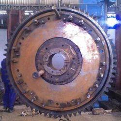 Forging Press Bull Gear Machining