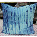Sibori Tye Dye Cushion Cover