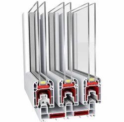 UPVC Sliding Windows Profile