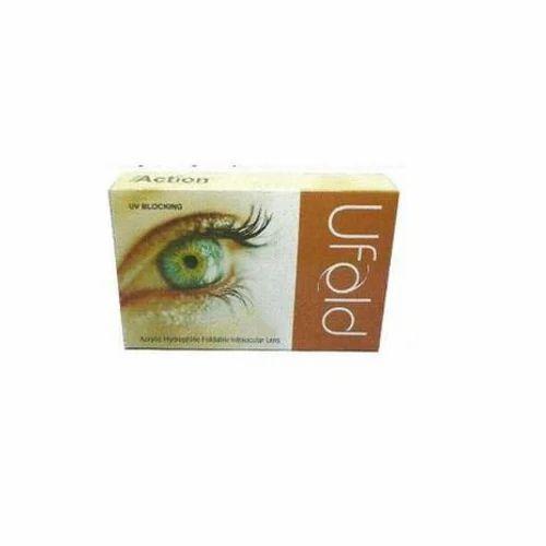 Acrylic Hydrophilic Foldable Intraocular Lens