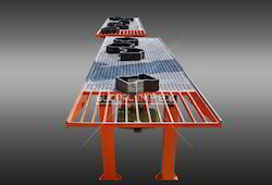 Vibro Table for Parking Tiles