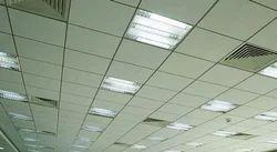 Cement Fiber Sheet False Ceiling