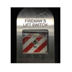 Elevator Fireman Switch