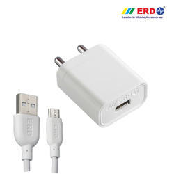 TC 40 Micro USB White Charger