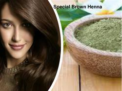 Special Brown Henna Hair Colour