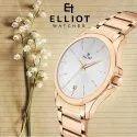 Elliot Slim Premium Men Watch With 1 Year Warranty