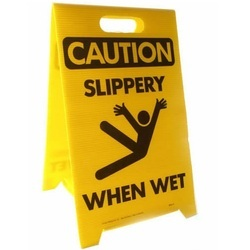 Caution Stand