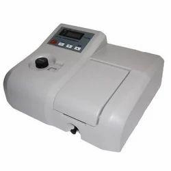 Microprocessor UV/Double Beam Spectrophotometer
