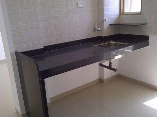 Kitchen Platform Granite Kitchen Platform With Material