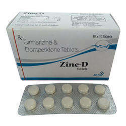 Cinnarzine & Domperidone Tablets