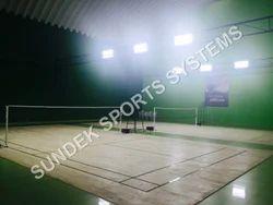 Badminton Court Renovation