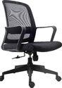 Workstation Chair Jetta Black