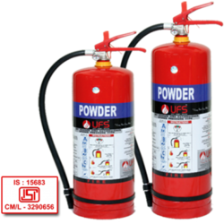 ABC Dry Chemical Powder Type Fire Extinguisher