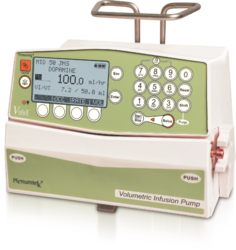 Volumetric Infusion Pump - Volux