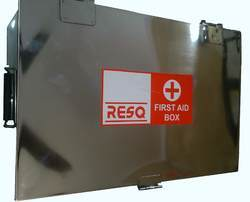 Stainless Steel First Aid Box