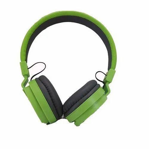 acafe42ed24 Headphones & Earphones - Corseca Dmhw 3213 Green Stereo Wired Headphone  With Mic 3.5