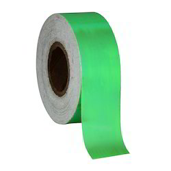 Fluorescent Green Color Exotic Tape