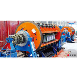 Wire and Cabling Machines - Cable Machinery Manufacturer from New Delhi
