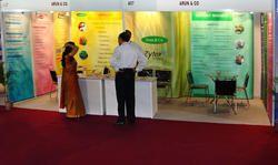 Shell Scheme Exhibition Stall