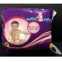Medium Baby Diaper 5 Pieces