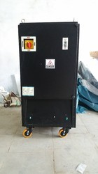 Servo Controlled Voltage stabilizer 60KVA Three Phase