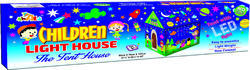 Kids Play LED Tent House