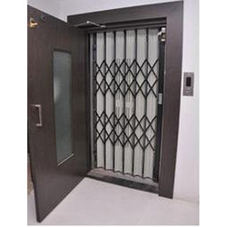 Collapsible Door  sc 1 st  Opel Lifts Private Limited & Collapsible Door - Manufacturer from Pune