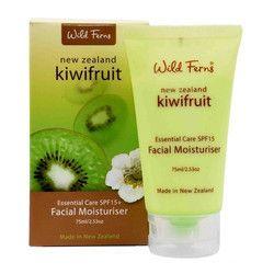 Wild Ferns Kiwifruit Facial Moisturizer with SPF