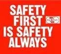 Safety Slogans Stickers
