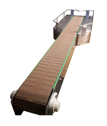 Wooden Slat Chain Conveyor