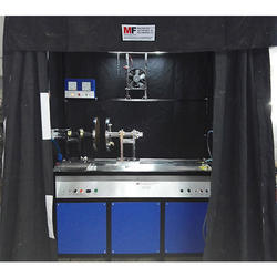 Magnetic Particle Testing Equipment Mpi Bench Type