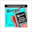 Mobile Camera Tamper Proof Labels