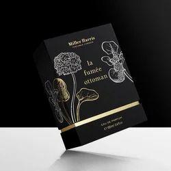 Foil Printed Perfume Box