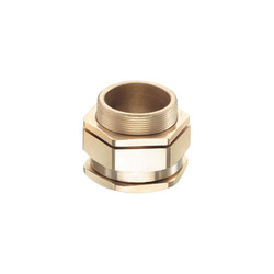 Chromium Plated Cable Gland