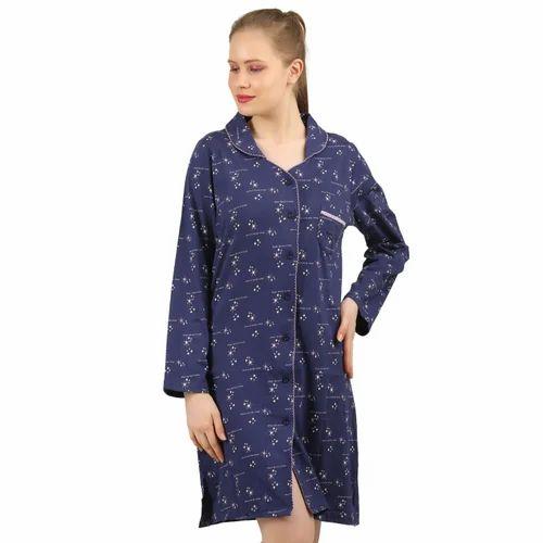 defc51bdc1 Women s Long Top - Clifton Women s Long Top Night Wear Manufacturer from  Tiruppur
