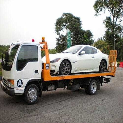 Car Towing Service, Accident Vehicle Recovery Service in Navi Mumbai