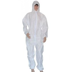 Raw material for coverall body suits