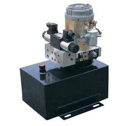 Hydraulic Power Packs Fabrication