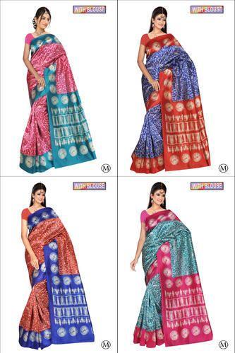 Mysore Silk Fancy Sarees