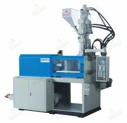 Horizontal Clamping Vertical Injection Machine